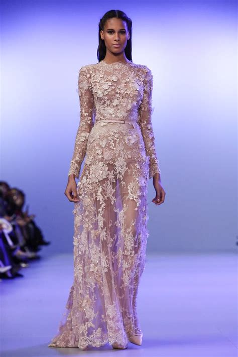 The Couture by Trend Report Best Evening Wear Looks From Couture 2014