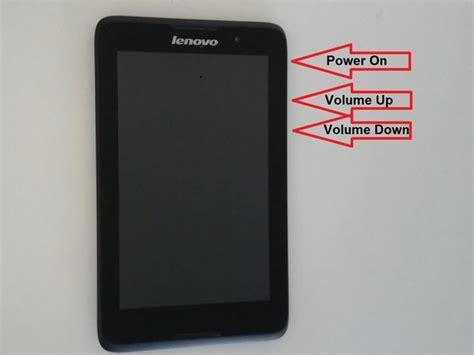 On Of Lenovo A7 20 Volume lenovo a7 40 a7 50 a3500 factory reset ifixit