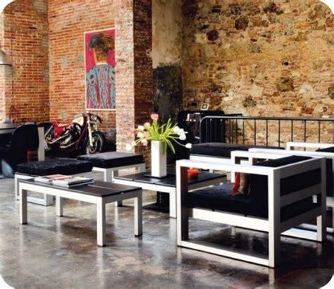 loft design inspiration barcelona barcelona home industrial modern modshop style blog