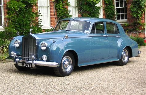 file rolls royce silver cloud i 1956 licence plate 1963