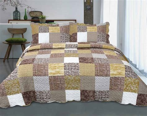 Superking Quilts by King Bedspreads From Linen Lace And Patchwork