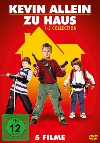 kevin allein zu haus 3 kevin allein zu haus 1 5 collection dvd