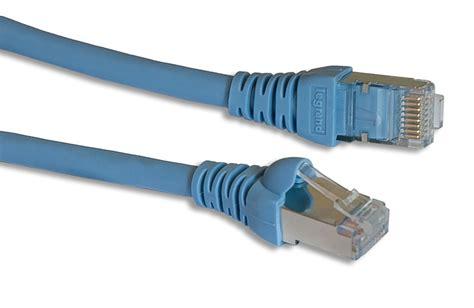 le 5 kabel patch k 225 bel cat5e utp 5m bledomodr 253 legrand