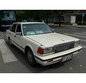 Spotted In China Nissan Cedric V 30 SGL  CarNewsChinacom
