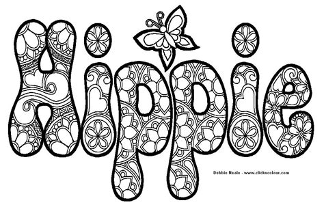 hippie coloring pages free coloring pages of hippy ins