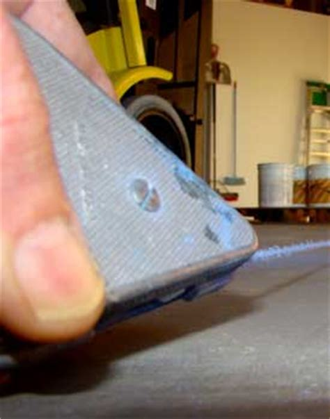 How To Check Floor Flatness by Floor Leveling On Concrete Preparation Uneven Floors