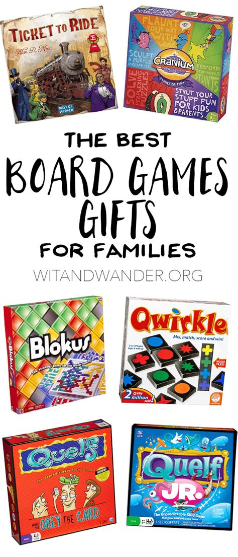 gifts for the family 5 best board games for family game night our handcrafted