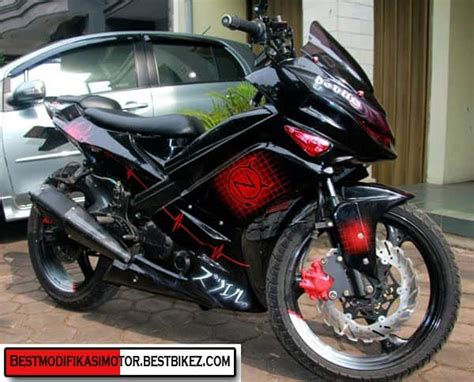 Foto Modifikasi Motor Mx by Gambar Modifikasi Yamaha Jupiter Mx Foto Modifikasi