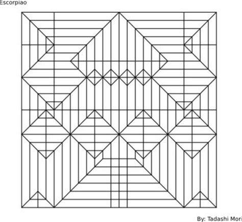 Origami Scorpion Tadashi Mori -