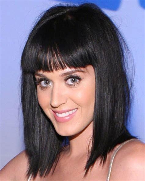 katy perry s new choppy bob hairstyle choppy bangs hairstyles haircuts hairdos careforhair