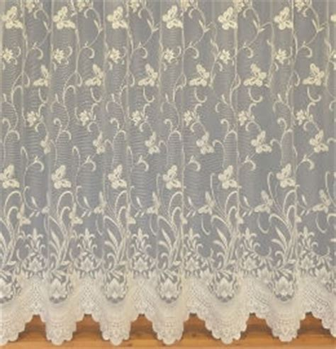 butterfly lace curtains browse caravan curtain fabric