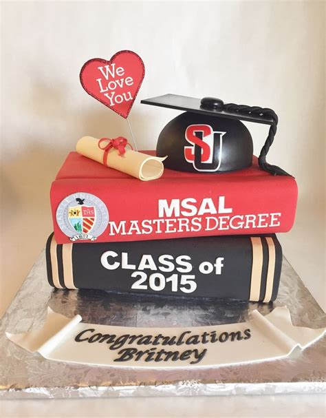 Cake If Rn With Mba by Amazing Graduation Cakes Images