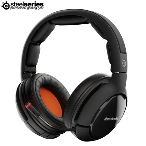 Headset Steelseries H Wireless steelseries siberia 800 wireless 7 1 gaming headset formerly h wireless mh ebay