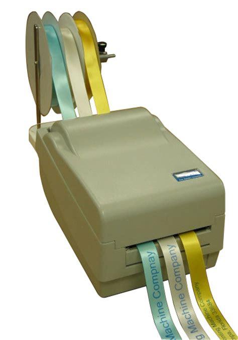 Printer Ribbon phase ii digital ribbon printer