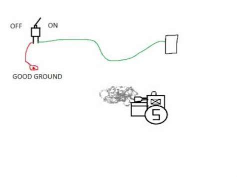 wiring diagram for kill switch on lawn mower readingrat net