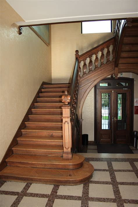 Under Stairs Ideas file villa saint cyr staircase jpg wikimedia commons