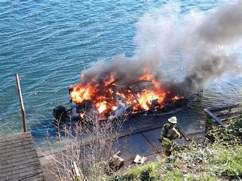 explosion on a boat man burned in boat explosion on puget sound q13 fox news