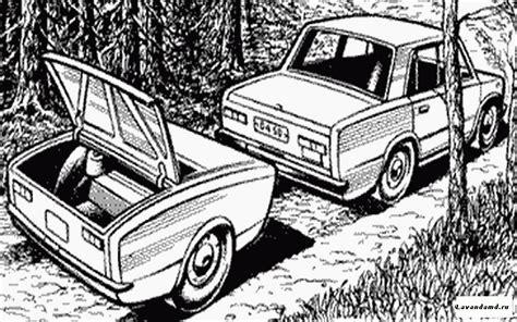Прицеп с кузова автомобиля своими руками