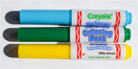 coloring book for markers 8 count crayola pip squeaks coloring book markers
