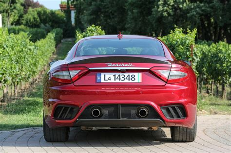 maserati road maserati granturismo by car magazine