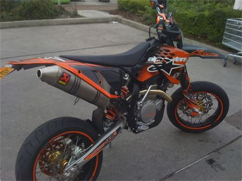 2008 Ktm 450 Exc R Specs Ktm Exc R 450 2008 Motorcycles Catalog With