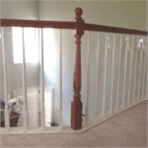Kid Safe Banister Guard by Child Safe Stair Baluster Guard Baby Safety Banister