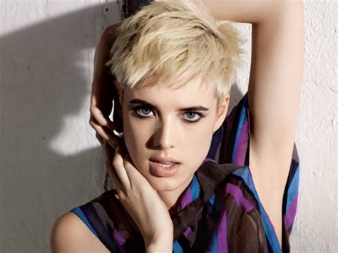 Model Of The Year Agyness Deyn by Agyness Deyn Images Agy Wallpaper And Background Photos