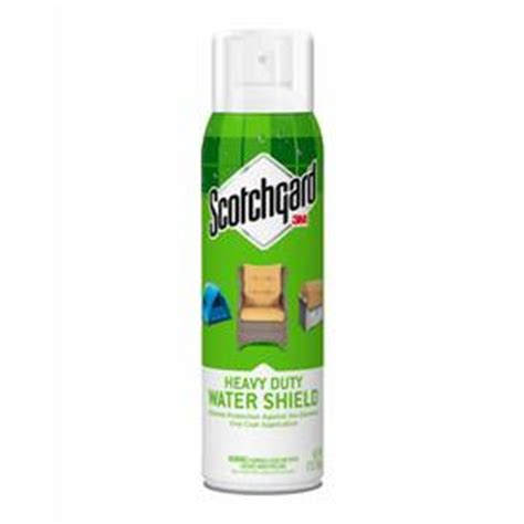 shop scotchgard water repellent fabric protector 13 fl oz
