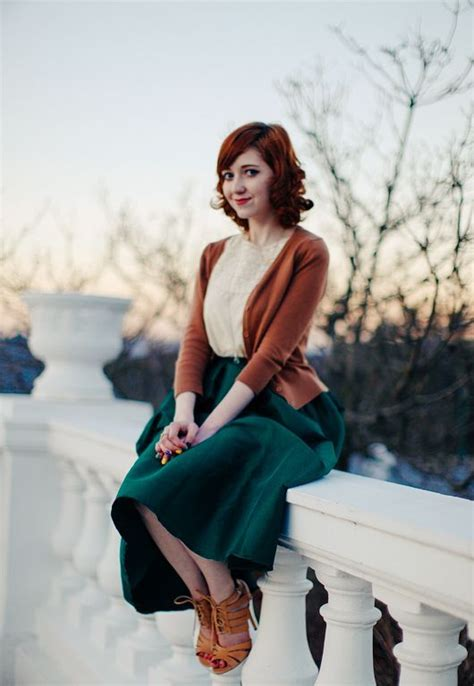 Green Apple Giwang the clothes great expectations midi skirt