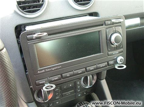 Audi A3 Freisprecheinrichtung by Fiscon Bluetooth Freisprecheinrichtung