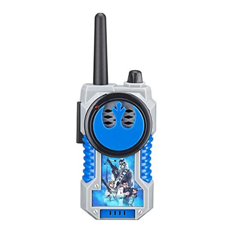 Murah Walkie Talkie Wars wars character frs walkie talkies durable kid friendy import it all