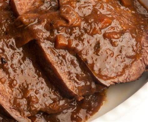 come si cucina il brasato di manzo brasato al vino rosso la ricetta per preparare il brasato