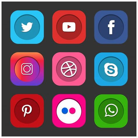 tumblr themes with facebook and twitter buttons beliebte social media icons wie facebook twitter blogger