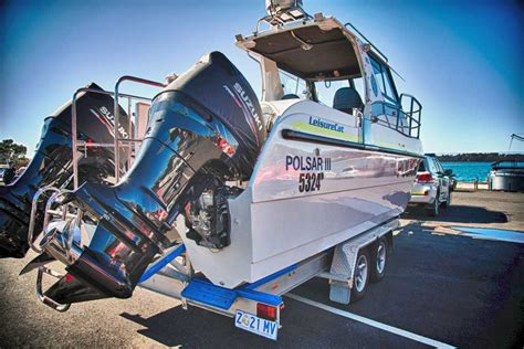 leisure craft boats for sale perth west coast suzuki marine leisurecat aussiecat
