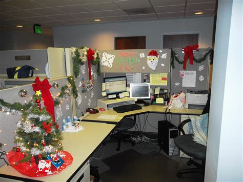 christmas cubicle decorating ideas cubicle decorating contest