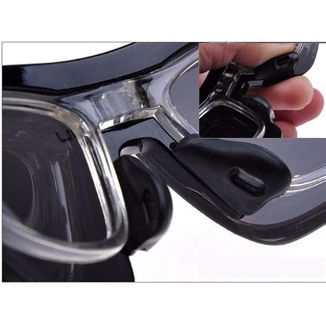 Kacamata Sepeda Dengan 5 Lensa Myopia Oulaiou Kacamata Sepeda Dengan 5 Lensa Myopia Black