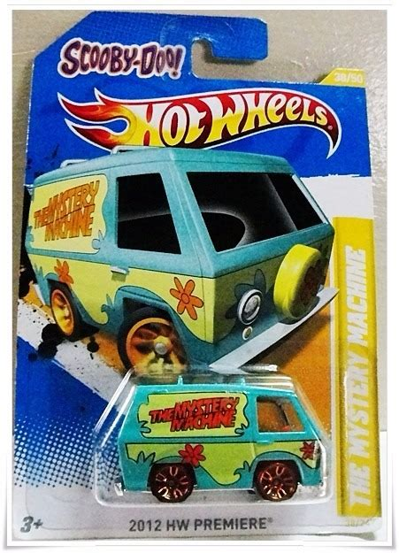 Wheels The Mystery Machine 2012 wheels scooby doo the mystery machine 2012 hw