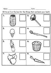teeth printables for preschool and kindergarten mamas english worksheets let 180 s protect our teeth