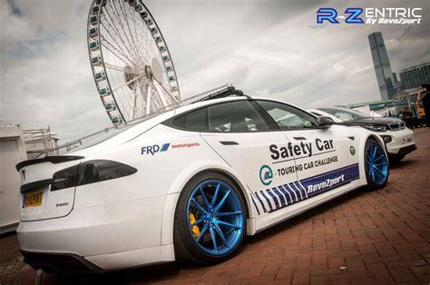 Tesla Model S Safety Features Revozport R Zentric Tesla Model S Formula E Safety Car
