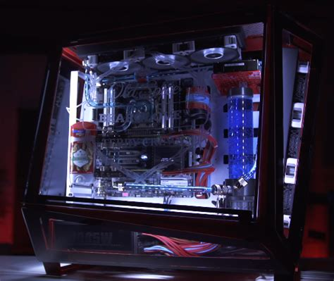 terry crews gaming pc the terry crews custom gaming pc build is complete pcgaming