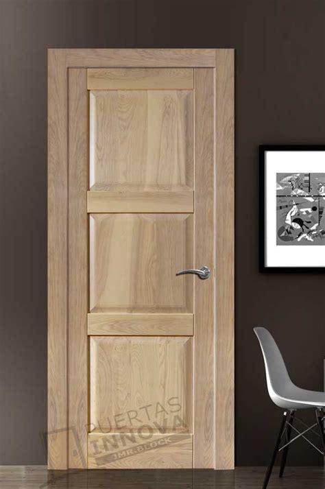 puertas de madera rusticas para interiores puerta interior r 250 stica mod 3c puertas innova s l u
