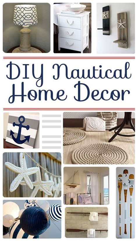 930 Best Images About Beachy Crafts Diy On Pinterest Diy Nautical Nursery Decor