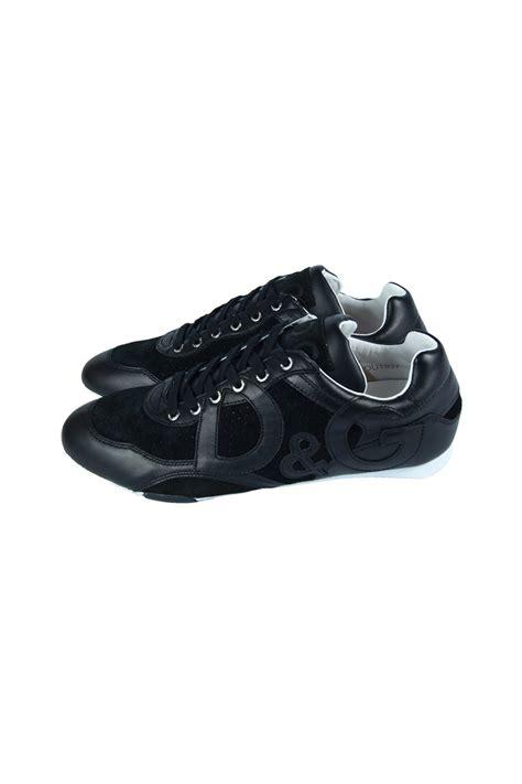 d g s dolce gabbana trainers in black du1937e7161