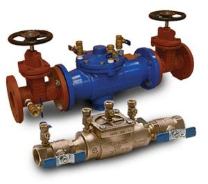 backflow prevention cross connection programs