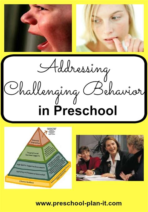 challenging behaviour children challenging preschool behaviors and the s
