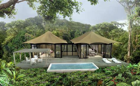 Outdoor Resort Furniture - open in 2017 nayara hotels first tented luxury resort in costa rica