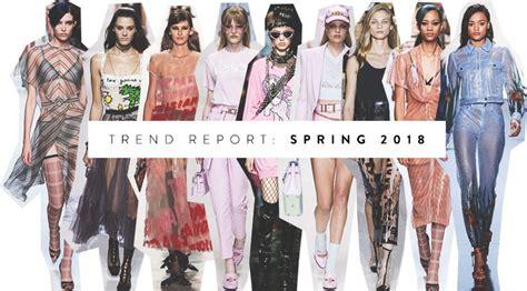 springsummer 2018 fashion trends cosmopolitancom 13 major 2018 spring and summer fashion trends hiplatina