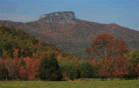 C Table Rock by Table Rock Carolina Usa Taken From Sisk Farm
