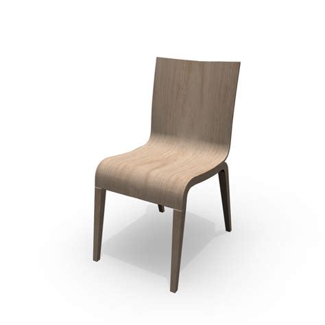On A Chair by Chair Simple Design And Decorate Your Room In 3d
