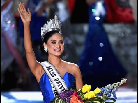 imagenes miss universo filipinas miss filipinas 233 coroada ap 243 s erro do apresentador steve